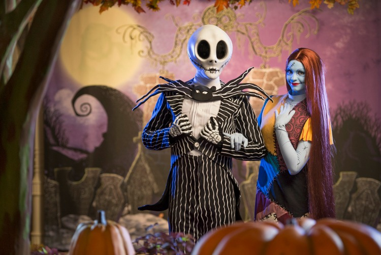 Mickey's Not So Scary Halloween Party features special meet and greets.