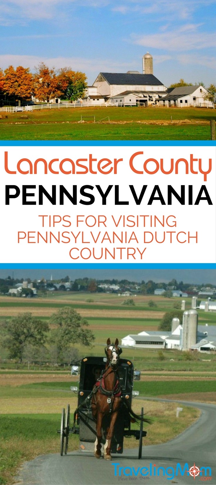 From farm to table dining to making memories that will last a lifetime, here's why you need to consider Lancaster County, PA, for your next multigen vacation!