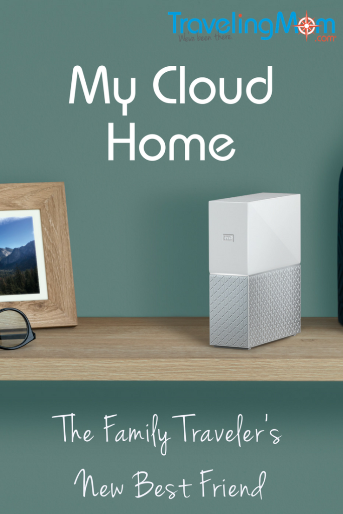 My Cloud Home: A Family Traveler's new best friend. No more photos scattered to a million devices!