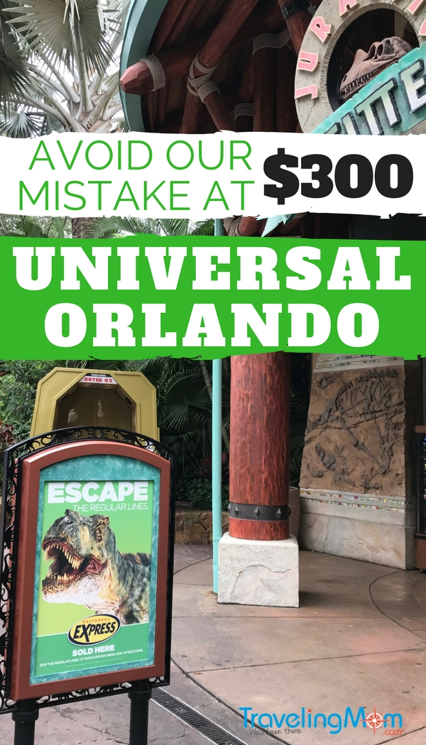 Learn all about the benefits of the Universal Orlando Express Pass and why you should never buy your Universal Express Pass Online!