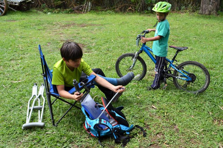 Review of Geigerrig Hydration Packs for Family Adventure Getaways
