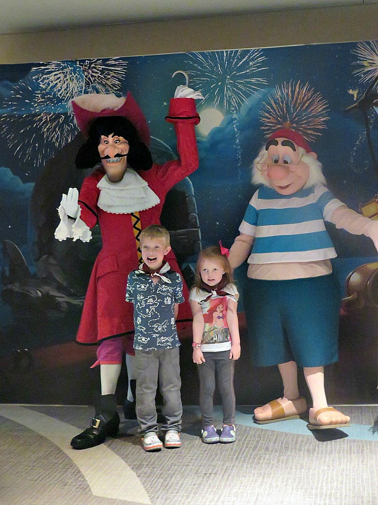 Pirates and Pals is a special experience at Walt Disney World with fireworks cruise, desserts and character meet and greets.