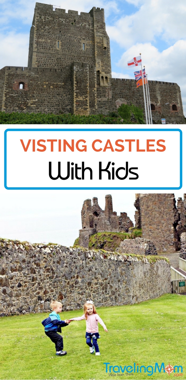 Visiting castles with kids can be enjoyable for the whole family with these simple tips. Let kids take a trip back in time with a fun castle visit.