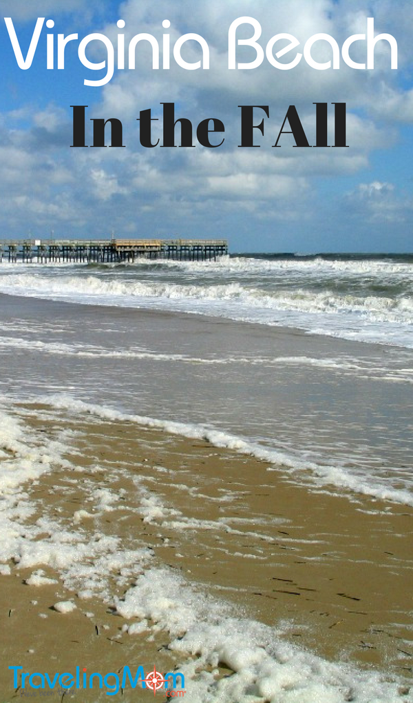 There is so much Fall Fun in Virginia Beach, including secluded beaches!