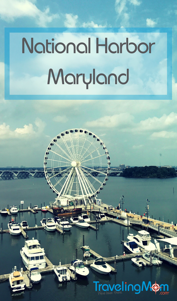 Thinking about visiting National Harbor with kids? Trust a local's guide: here's what to see and do when taking the family to National Harbor, Maryland.