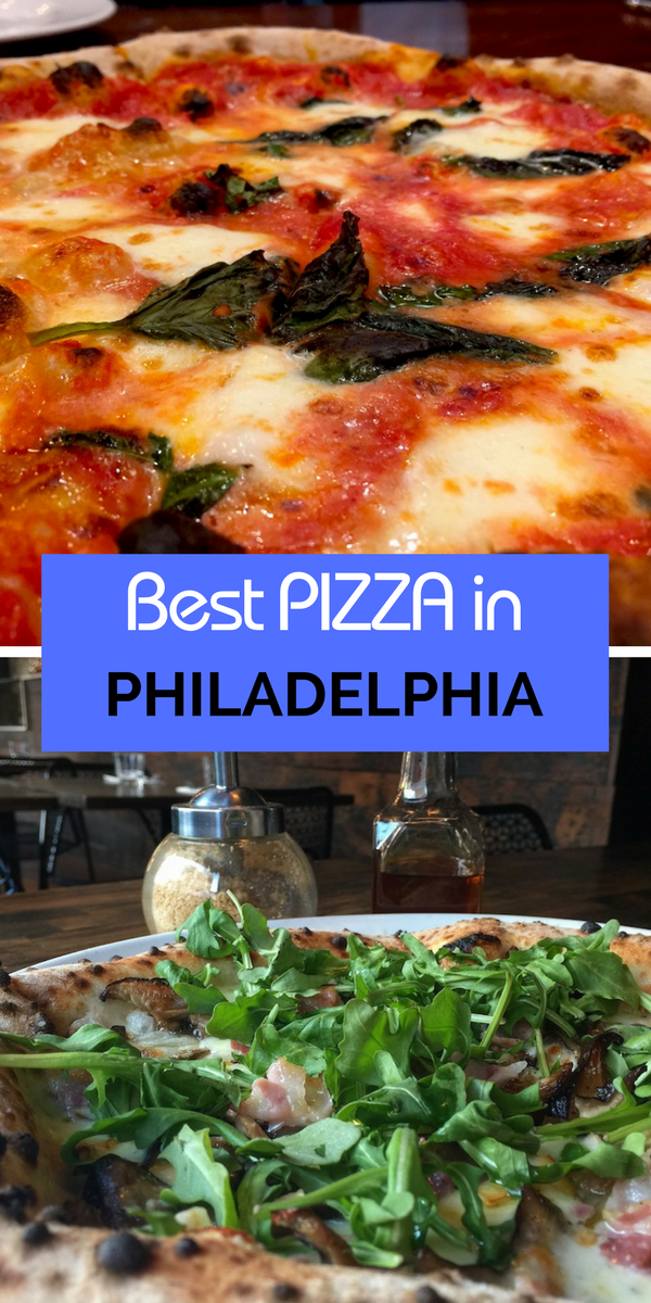 Find out where to get the best pizza in Philadelphia neighborhoods