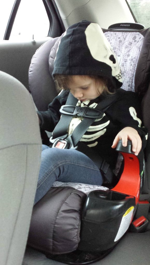 Could a medic identify your child's age accurately? Take steps to be sure your child will be taken care of with ALL pertinent info in an accident.