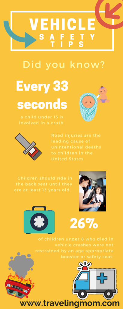 Did you know these facts about car seat safety? Brush up on your safety stats.