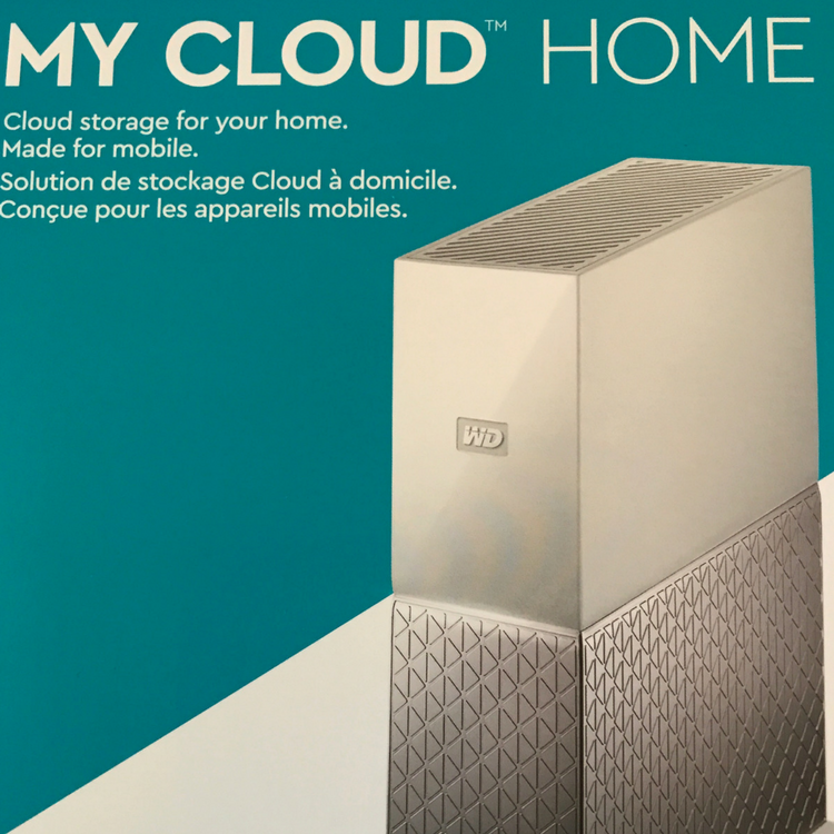 My Cloud Home is a breeze to use right out of the package.