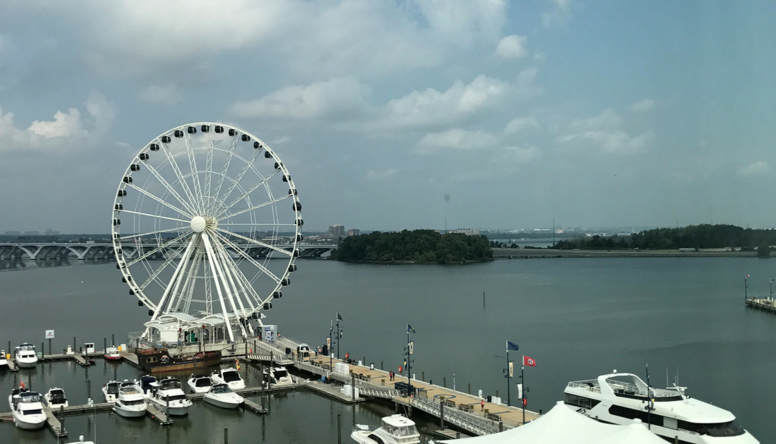 6 Must Dos at National Harbor With Kids