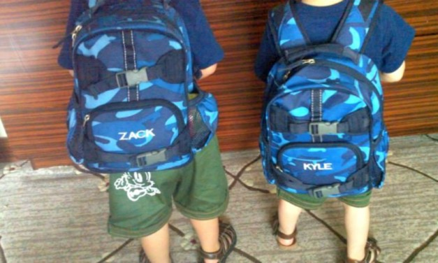 What to Pack in Your Preschooler's Carry-on