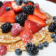 Wildberry Cafe in Chicago is a family-friendly restaurant famous for its pancakes.