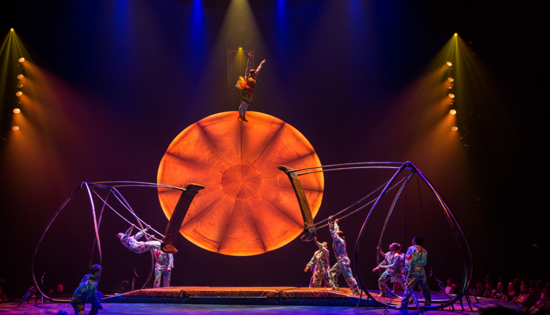 6 Reasons Why Cirque du Soleil is Family Friendly