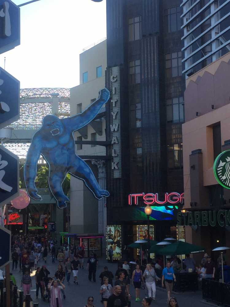 one of our 7 family-tested suggestions is visiting Universal CityWalk after spending a day at the park.