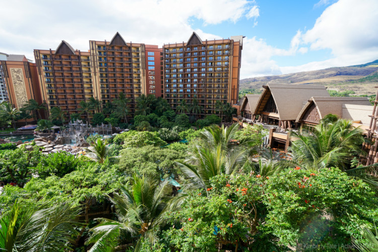 Aulani, Disney luxury resort in Hawaii, is wrapped in Hawaiian culture.
