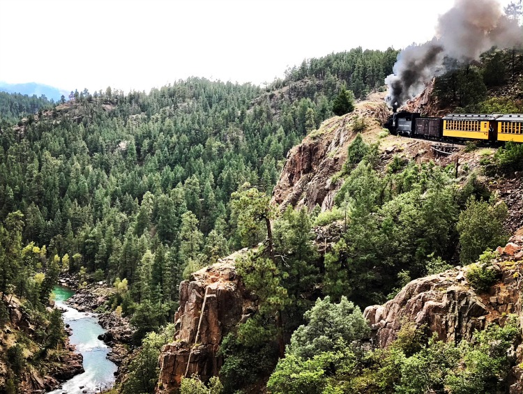 From taking a train ride, to a jeep tour and rafting, there are plenty of family friendly activities in Durango, Colorado.