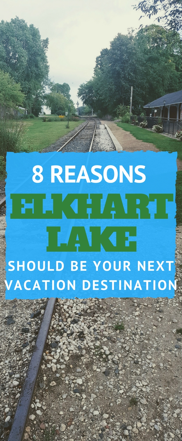 There are many reasons to visit Elkhart Lake, Wisconsin. This lake vacation destination in southeastern Wisconsin is elegant yet comfortable. It is a small town yet is full of culture. And history runs deep here. From lake activities to Road America raceway, there's something for everyone.