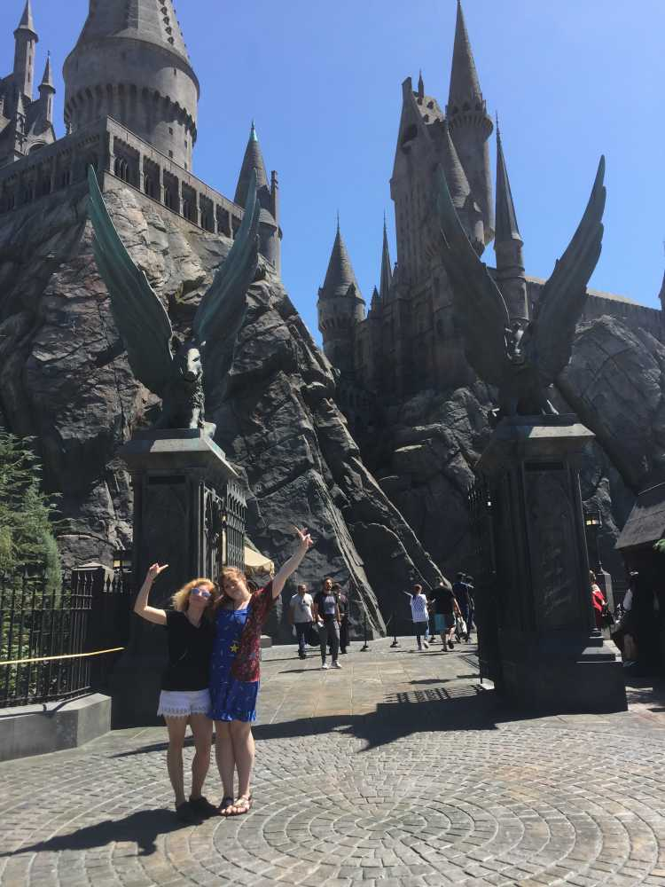 Visiting The Wizarding World of Harry Potter is among our 7 family-tested reasons to visit Universal Studios.