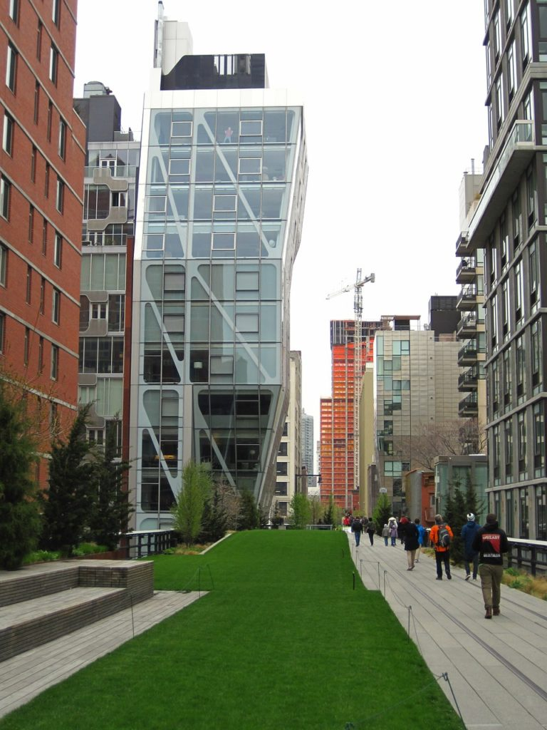 Walk the High Line on a 2 day itinerary in NYC.