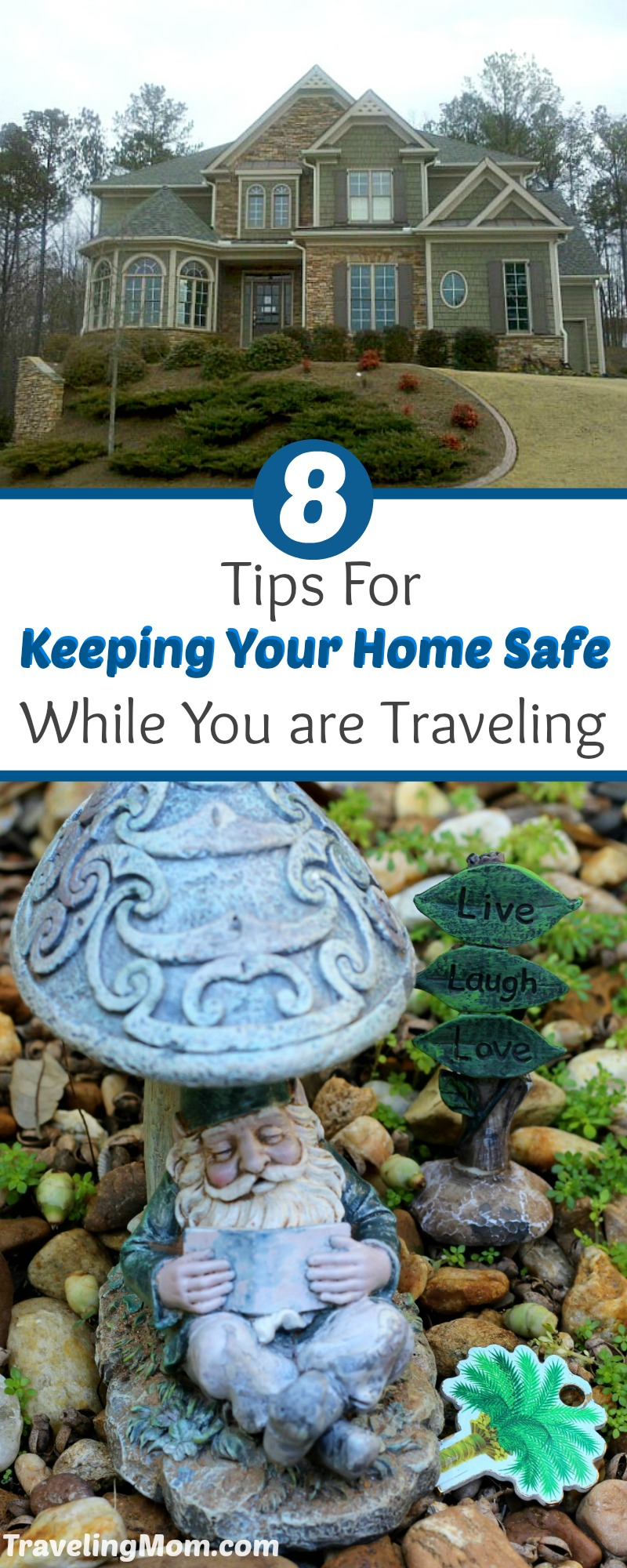 Leaving a light on used to be enough to keep your home safe while you're on vacation. It's harder now, so here are the latest tips.