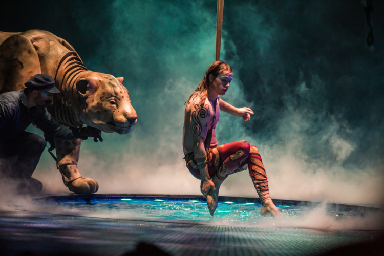 From world class performers to the special effects, discover the many reasons why Cirque du Soliel is an outstanding family-friendly show.