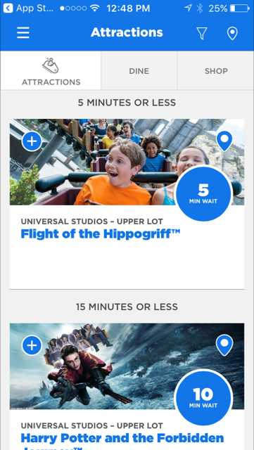 Download the Universal app is the second of our 7 family-tested suggestions
