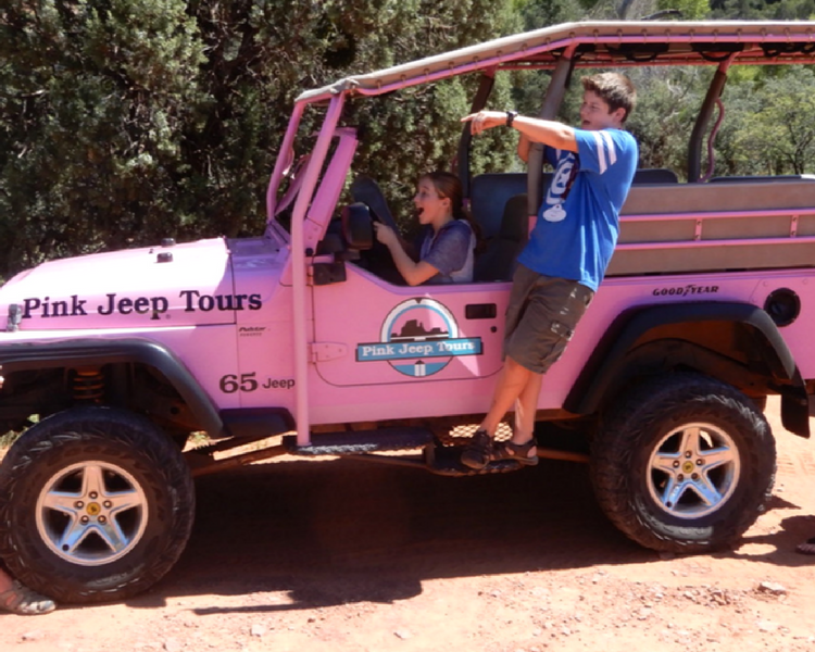 Fun photo opportunities with Adventures by Disney in Utah