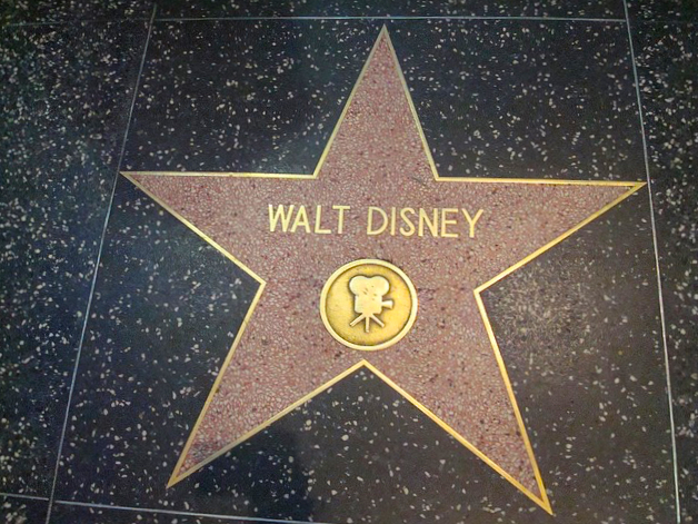 Walk the Hollywood Walk of Fame for your 3 day itinerary for Los Angeles.