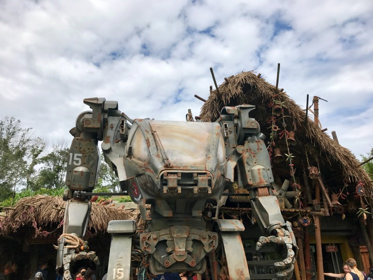 See Pandora come to life when visiting Animal Kingdom at Walt Disney World.