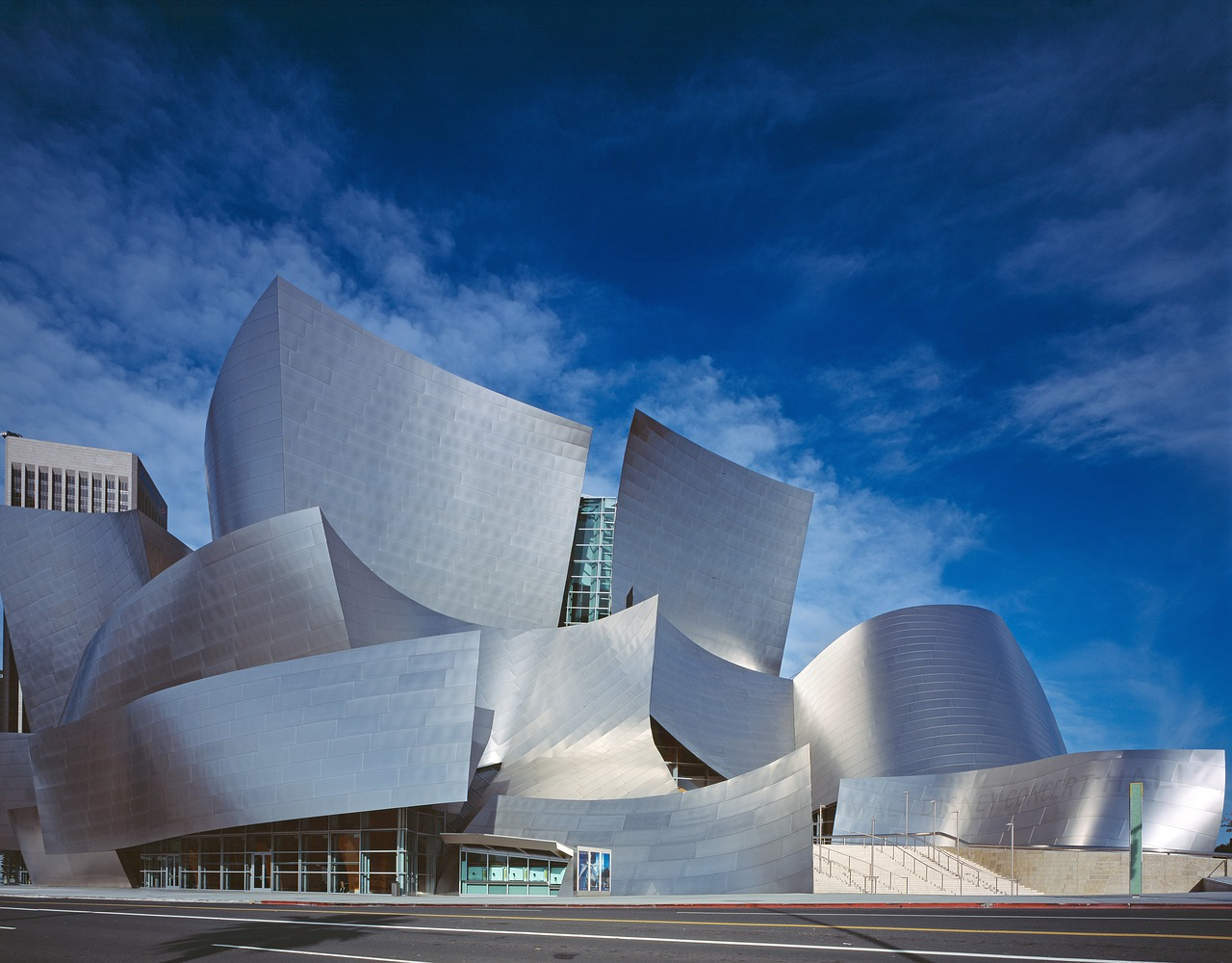 visit the Walt Disney Concert Hall during your 3 day itinerary for Los Angeles.