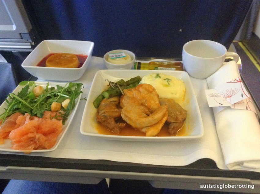 Flying with Autism: Which Airline Seat is Best? food