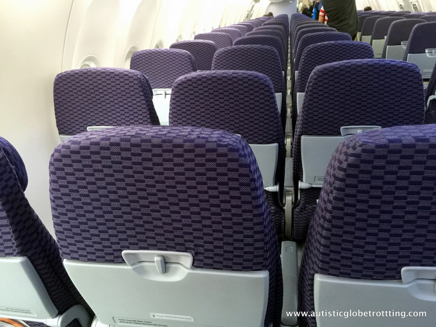Flying with Autism: Which Airline Seat is Best? middle seats