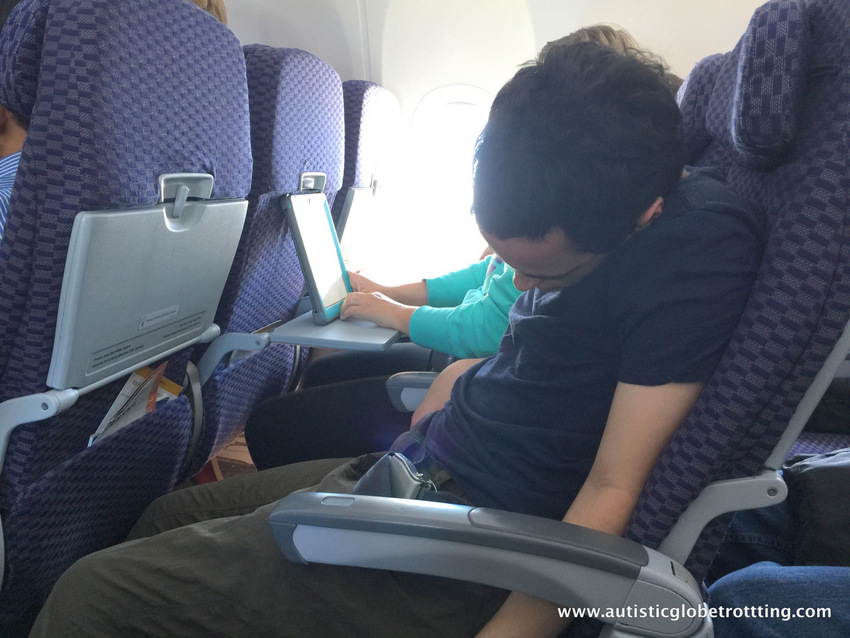 Flying with Autism: Which Airline Seat is Best? aisle seats