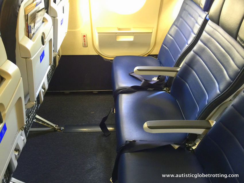 Flying with Autism: Which Airline Seat is Best? exit row