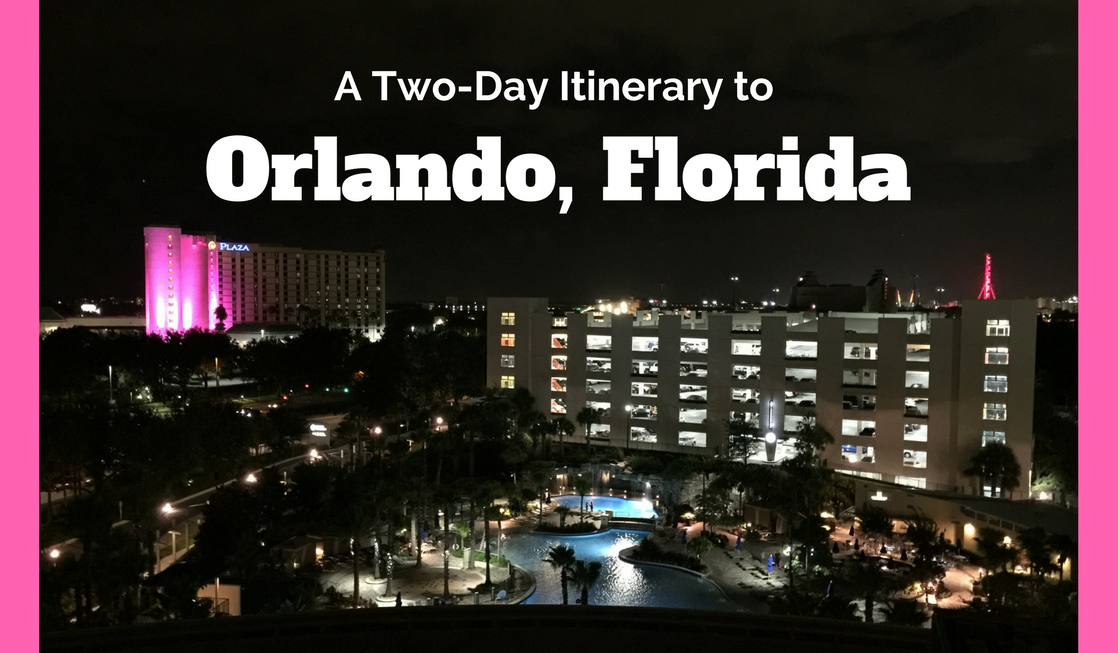 We've got everything you need for a family-friendly two-day itinerary to Orlando, Florida at your fingertips.