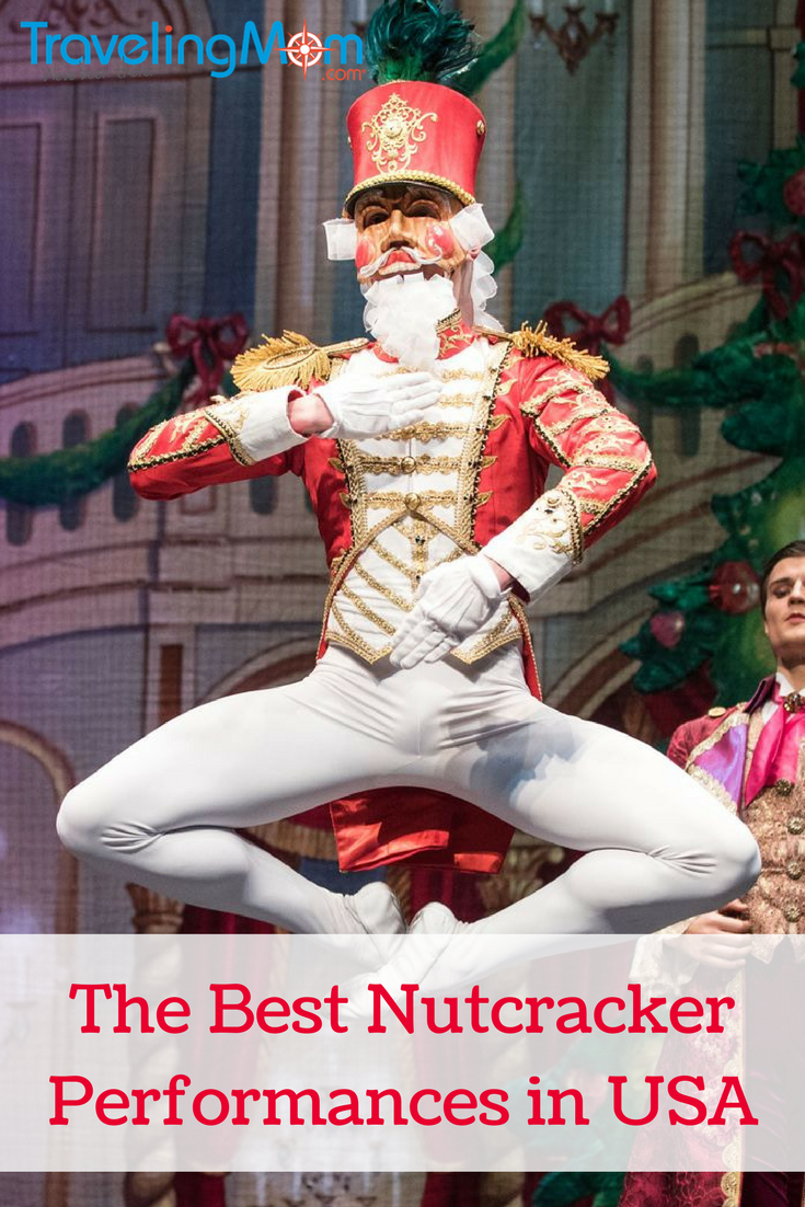 Do you have a suggestion on the best Nutcracker ballet in the US? Check out our list and see if it's on there.