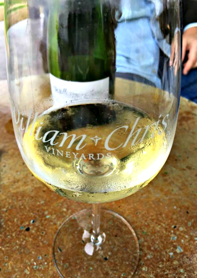 Put William Chris on your list of Texas Hill Country wineries to visit