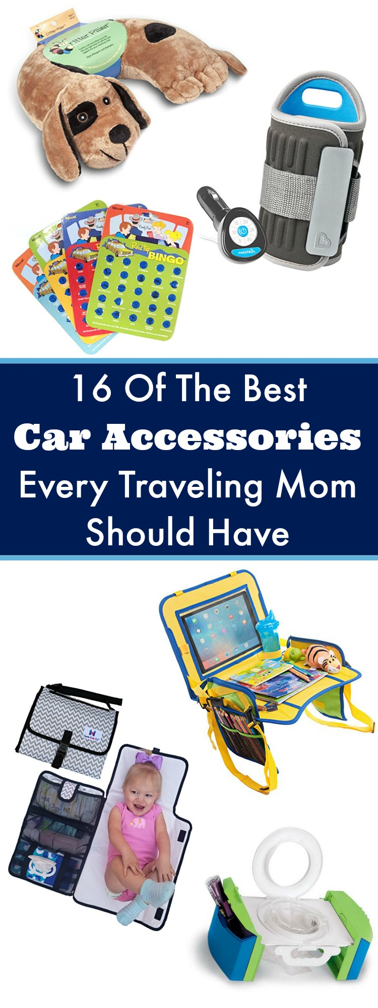 Any road trip can be a success if you bring along the best car accessories.