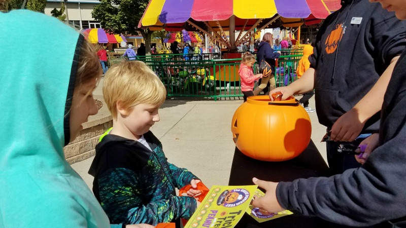 Things for kids to do at Halloweekends Cedar Point