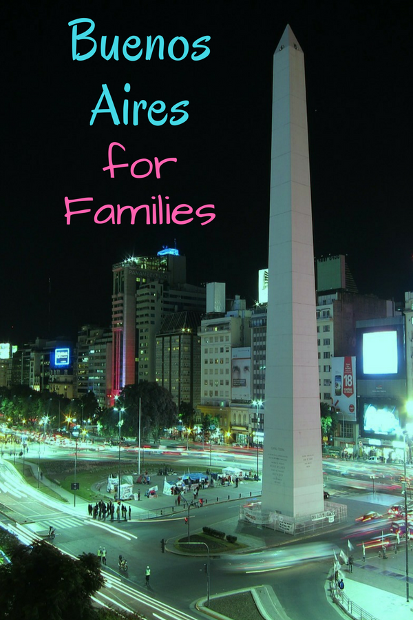 Buenos Aires for Families: Buenos Aires isn't just for grownups! Check out Traveling Mom's guide to Buenos Aires for families.