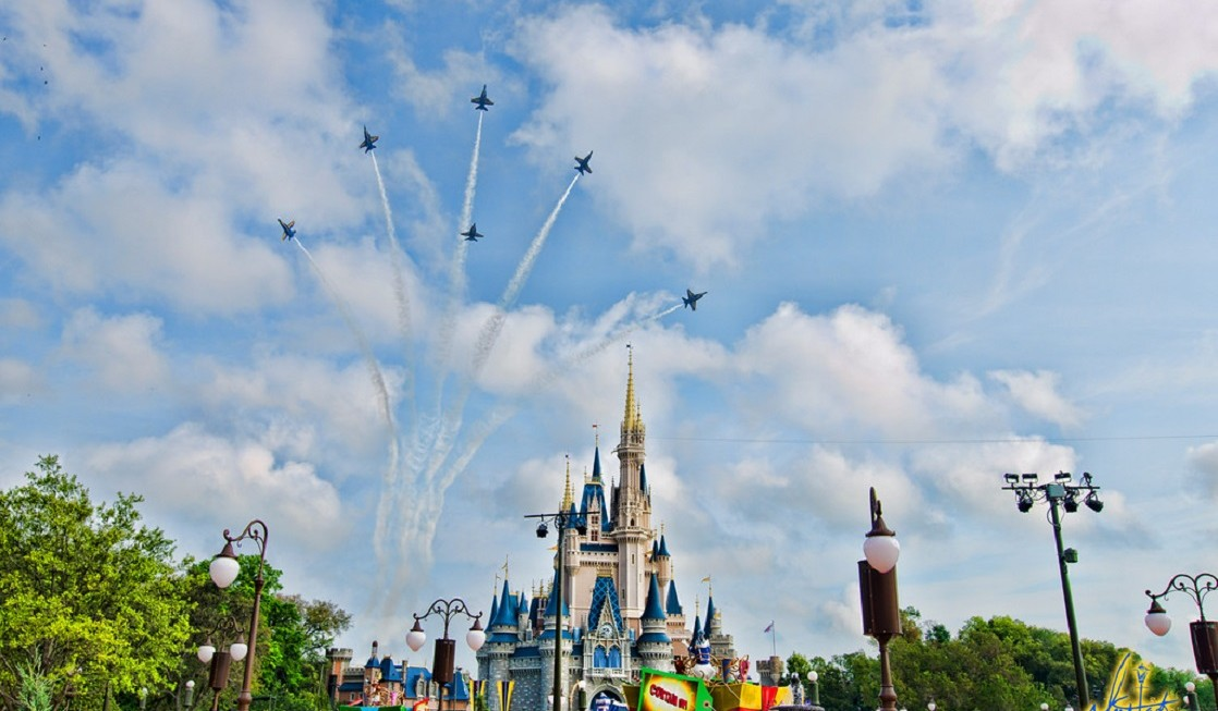 Military families can save hundreds utilizing these 8 military discounts at Disney.