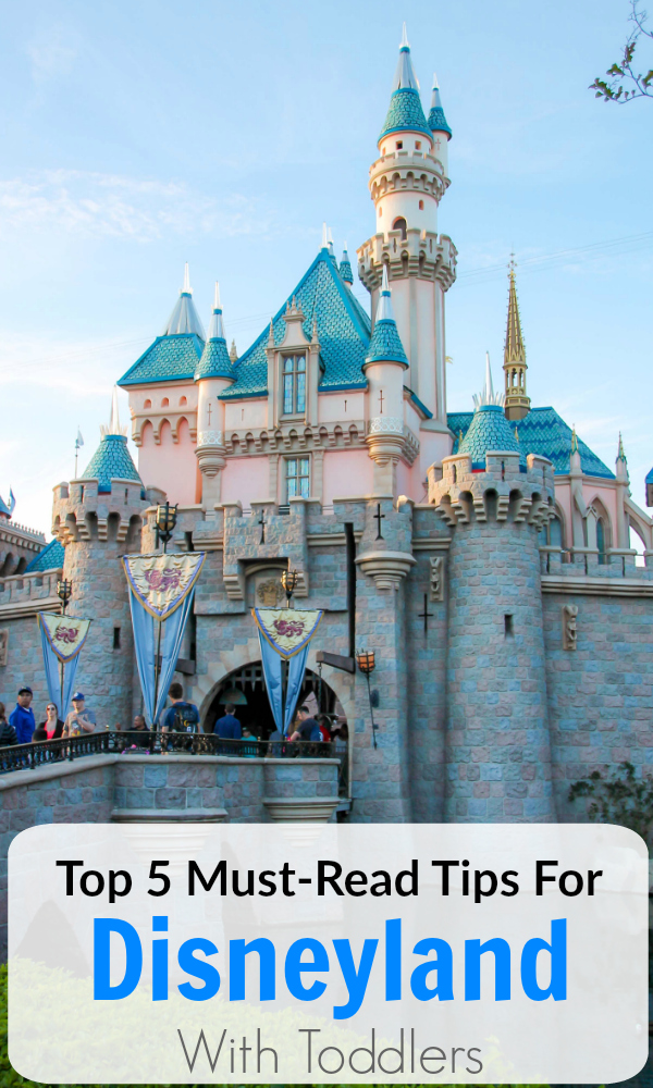 These tips for Disneyland with toddlers will help you make the most of your vacation at the Happiest Place On Earth. The one about the Baby Care Centers is golden!