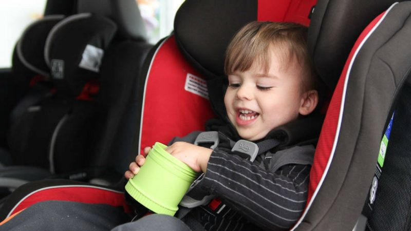 It's easy to keep kids from getting hangry while traveling if you follow these tips on how to pack snacks when traveling with a toddler.
