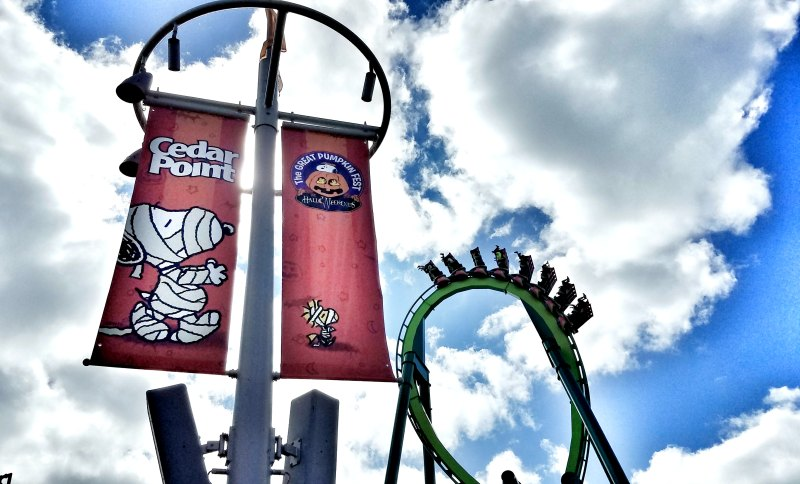 Halloweekends Cedar Point Tips | Not-so-scary | Sandusky, Ohio