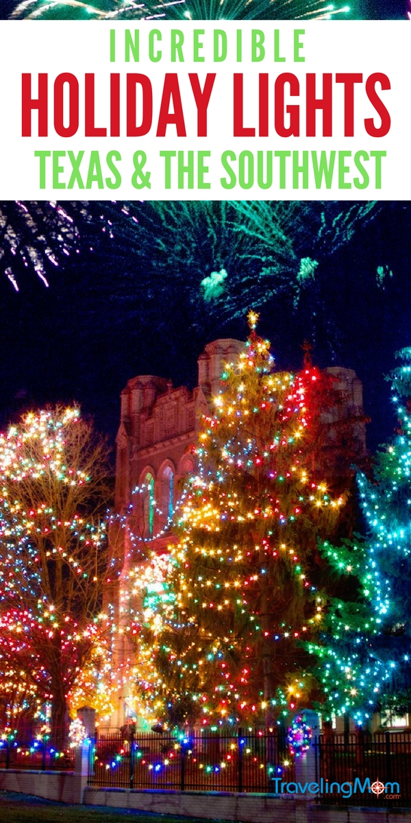 Looking for the best places to check out holiday lights in Texas and the Southwest? Here's our top picks!