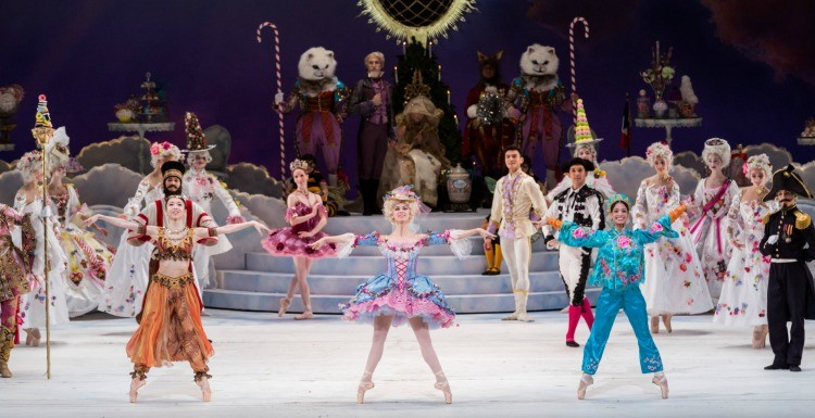 The Houston Ballet is just one of the amazing Nutcracker shows around the USA.
