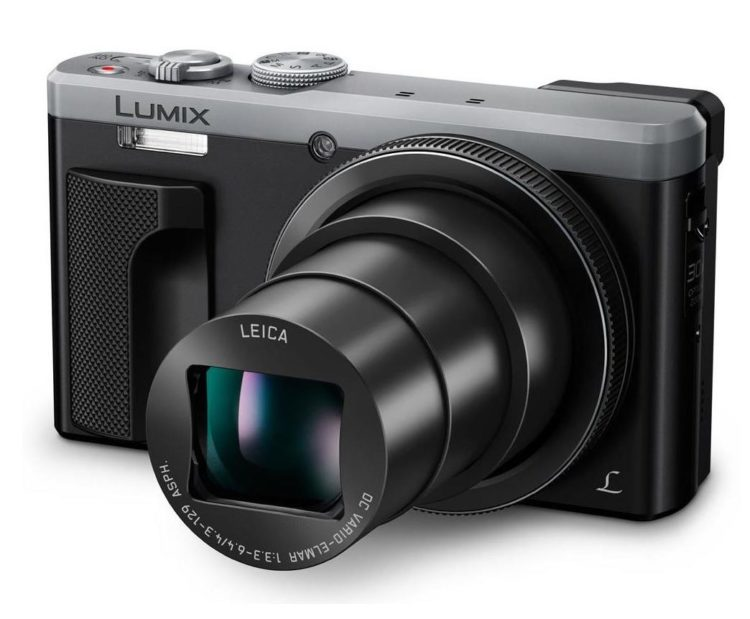 The Lumix ZS60 is one of the best travel gifts for men because it takes fantastic photos and it small enough to not be a burden to carry.