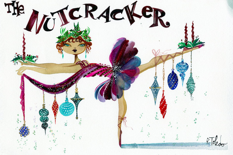 The Miami City Nutcracker Ballet will showcase the culture of the Caribbean in their costumes and set designs.