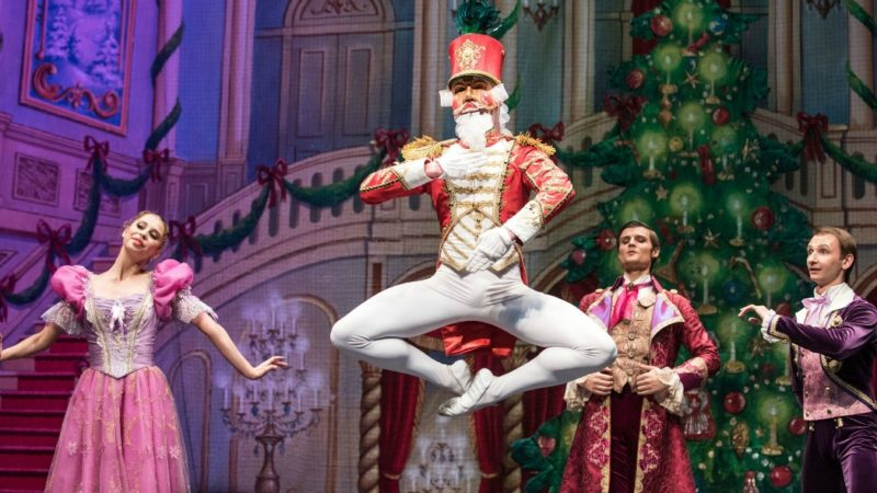 The Moscow Ballet has brought traditional Nutcracker magic to holiday audiences for more than 25 years. Photo Credit: Moscow Ballet