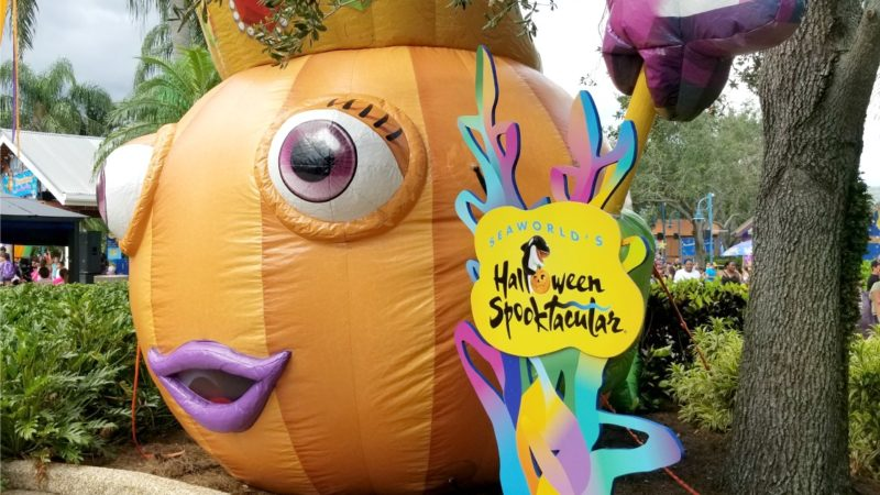9 Tips for Your First SeaWorld Halloween Spooktacular